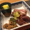 天ぷら 串割烹 なかなか 室屋