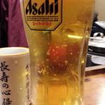 しんぱち食堂 - 生ビール150円