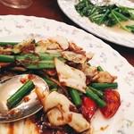 四川菜園 - ▲回鍋肉食べてないわ