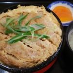 旭川ラーメン熊ッ子 - かつ丼