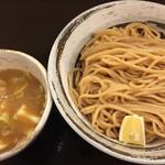 づゅる麺池田 - つけ麺¥830、麺量1.5倍+¥70