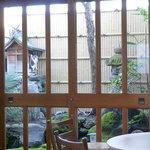 かん袋 - ☆少しお庭が見えるのが嬉しいですね(^v^)☆