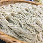 そば処 梅の花 - 料理写真:蕎麦