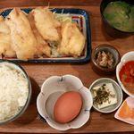 65271039 - 20170410鶏天麻婆タルタル定食
