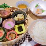 レストラン 萩暦 - 料理写真:暦ランチ
