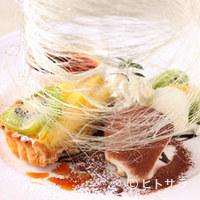 タイム・ベル - 「デザート盛り合わせアメ飾り」自家製スイーツが4種類も!