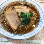 麺屋頑固 - 料理写真:がんこらーめん(500)