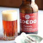 陶路子 - 地元川越・小江戸が生んだビールを・・・