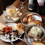 いざかや ほしぐみ - 【4000円】女子会コース 3時間飲放+選べる料理8品+泡ワイン