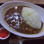 木の香り - 料理写真:牛すじ煮込みカレー