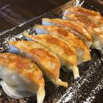 麺屋小鉄 - セット餃子?¥200