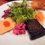 マルティニーク - 個性的な前菜