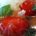 麺や 亀 - 完熟トマト