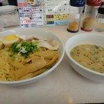 6528530 - つけ麺 700円