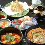 寿司割烹 魚徳 - 定食、丼物も充実