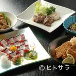寿司割烹 魚徳 - バラエティに富んだ鯨料理をぜひ!
