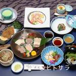 寿司割烹 魚徳 - 今や貴重になった鯨料理が豊富に揃う店
