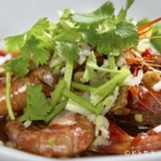 どのお酒にも良く合う、濃厚な味わい『美味酔鮮蝦』