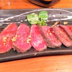 神戸三宮肉寿司 - ローストビーフ