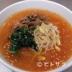 焼肉 熊野 - ユッケジャン温麺