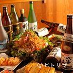 八海そば松月庵 - 生ビール・焼酎・日本酒(八海山)も多数揃っております