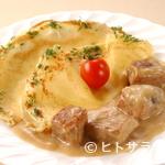 ミンスクの台所 - 豚肉のサワークリーム煮「マチャンカ」(ベラルーシの郷土料理)