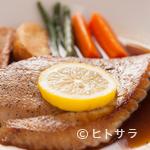 魚河岸 丸天 - 脂ののった腹部を醤油ベースで食す『まぐろのわさびステーキ』