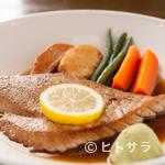 魚河岸 丸天 - 脂ののった身が柔らかくとろける『まぐろのわさびステーキ』