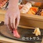 銀座 すし処真 - くつろぎの空間で絶品寿司を堪能する、至極の時間