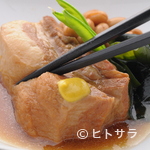 大豊 - フジサクラポークの『豚の角煮』
