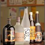 もんじゃ てまり - 月島ではお酒の種類が多いお店です