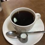 大島コーヒー店 - ホットコーヒー