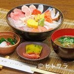 海鮮いづつ - 海鮮丼