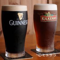 ザ クルーラカーン - GUINNESS / KILKENNY  1pint