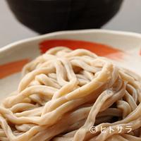 小平うどん - 武蔵野の地で育った地粉を使った麺は極太でパワフルな食べ応え!