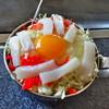 たこ八 - 料理写真:イカ玉¥700