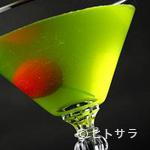 ガンダムカフェ - DM-04 モノアイ (バータイムメニュー)
