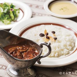 洋食、中華、和食のラインナップ。美食グルメは女子に人気