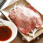 いろは - 肉の旨みがしっかりと堪能できる『上カルビ焼き』