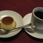 レストラン ナカタ - 最後はデザート+コーヒー