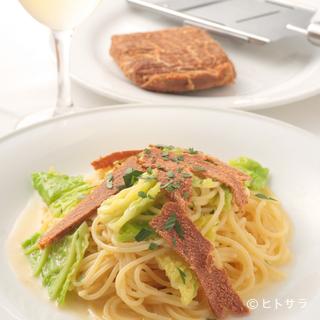 東銀座イタリアン、コース料理ございます。クチコミ人気店