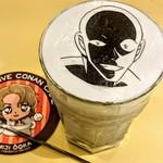 HARAJUKU BOX CAFE&SPACE - 期間限定・犯人スムージー(HARAJUKUBOX)