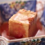 みつ子ばぁばの台所 - 泡盛との相性バツグン!豆腐よう 380円