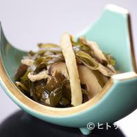 みつ子ばぁばの台所 - 沖縄の伝統料理!クーブイリチー(昆布の炒め物)