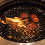 焼肉やまと - 脂が美味しいコプチャン