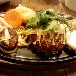 ふらんす亭 - ふらんす亭 すき焼きハンバーグ 1470円