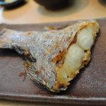 まるは食堂 - 鯛の焼き物