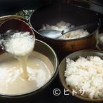 志げ家 - 麦とろ定食(15種類以上)