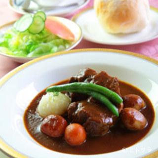 とちぎ和牛を使った料理をご堪能ください