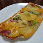 カメリアテイクアウトコーナー - ABCサンドイッチ(アボカド&ベーコン&チーズ)